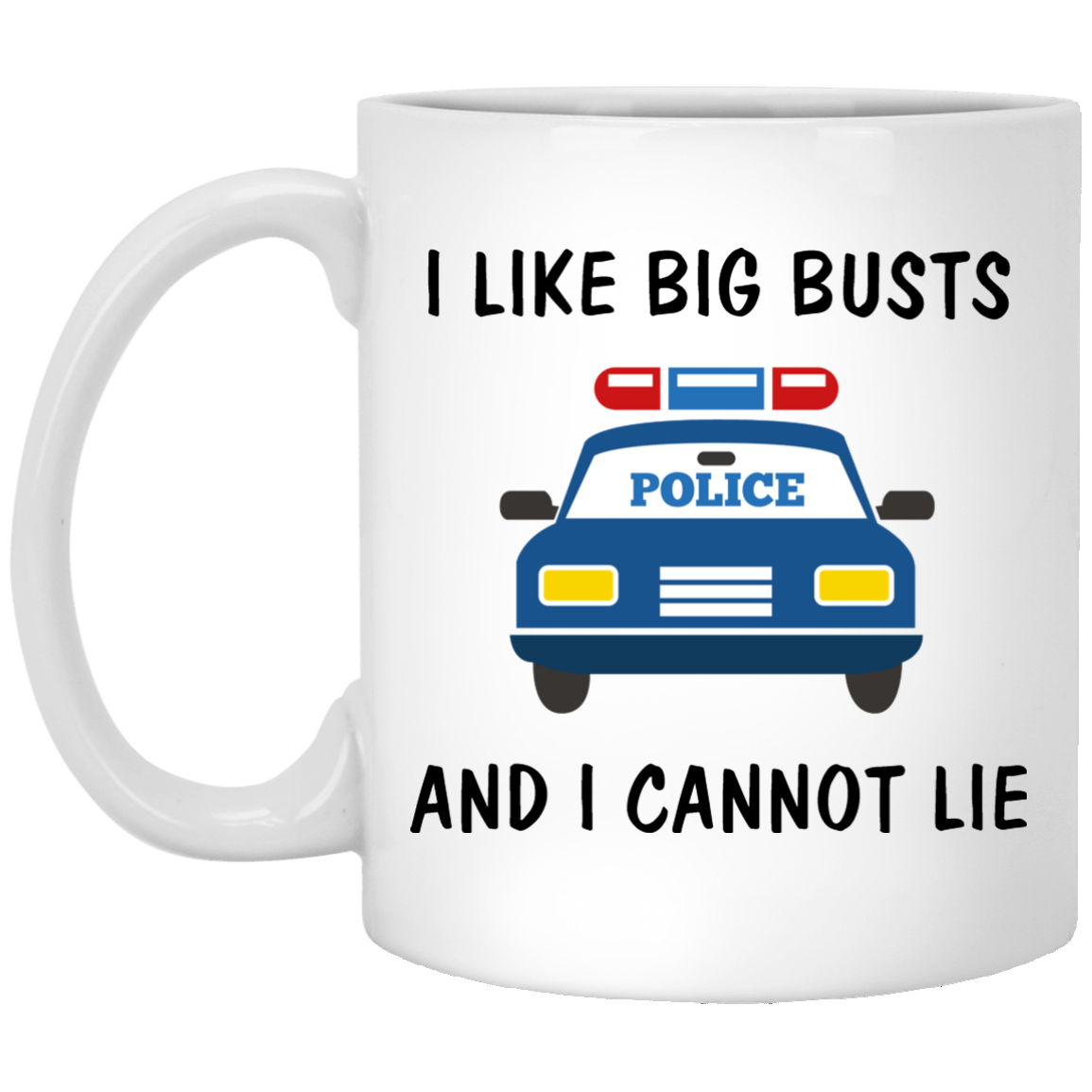 image 4 - I like big busts and I cannot lie mug