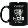 image 40 100x100 - Never Underestimate A Woman who watches NCIS and was born in October Mug