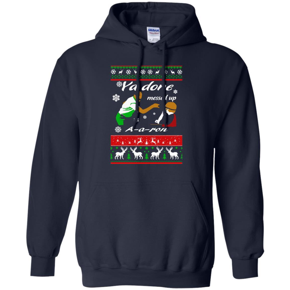 image 499 - Ya Done Messed Up A A Ron Ugly Sweater, Hoodie