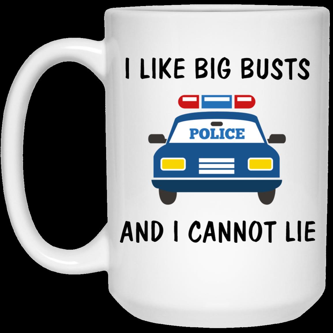 image 5 - I like big busts and I cannot lie mug