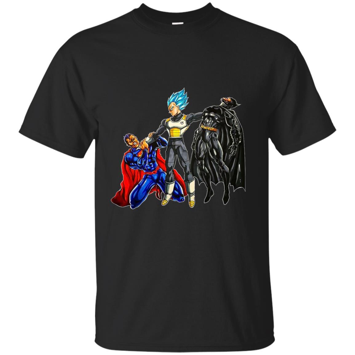 image 50 - Vegeta Superman Batman shirt, hoodie, sweater