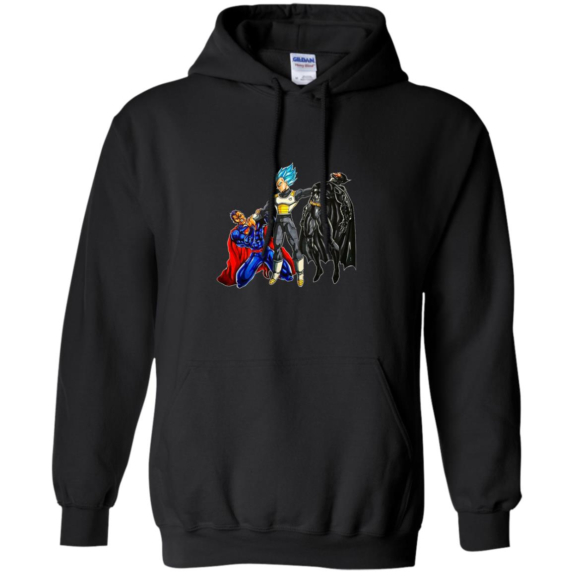 image 54 - Vegeta Superman Batman shirt, hoodie, sweater
