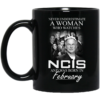 image 56 100x100 - Never Underestimate A Woman who watches NCIS and was born in February Mug
