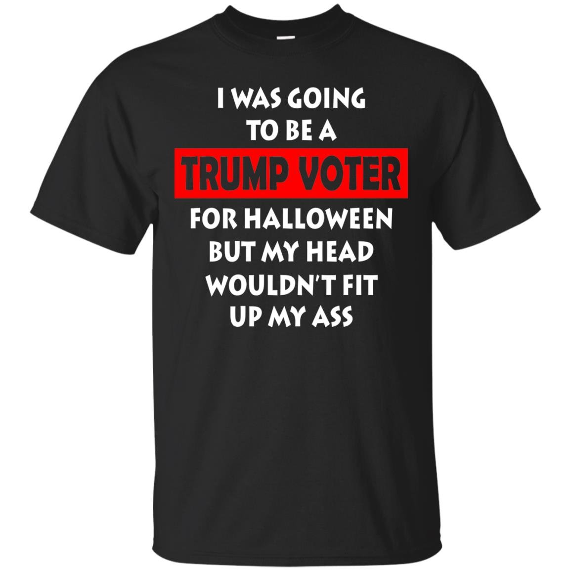 image 833 - Tom Hanks: I was going to be a Trump Voter for Halloween shirt