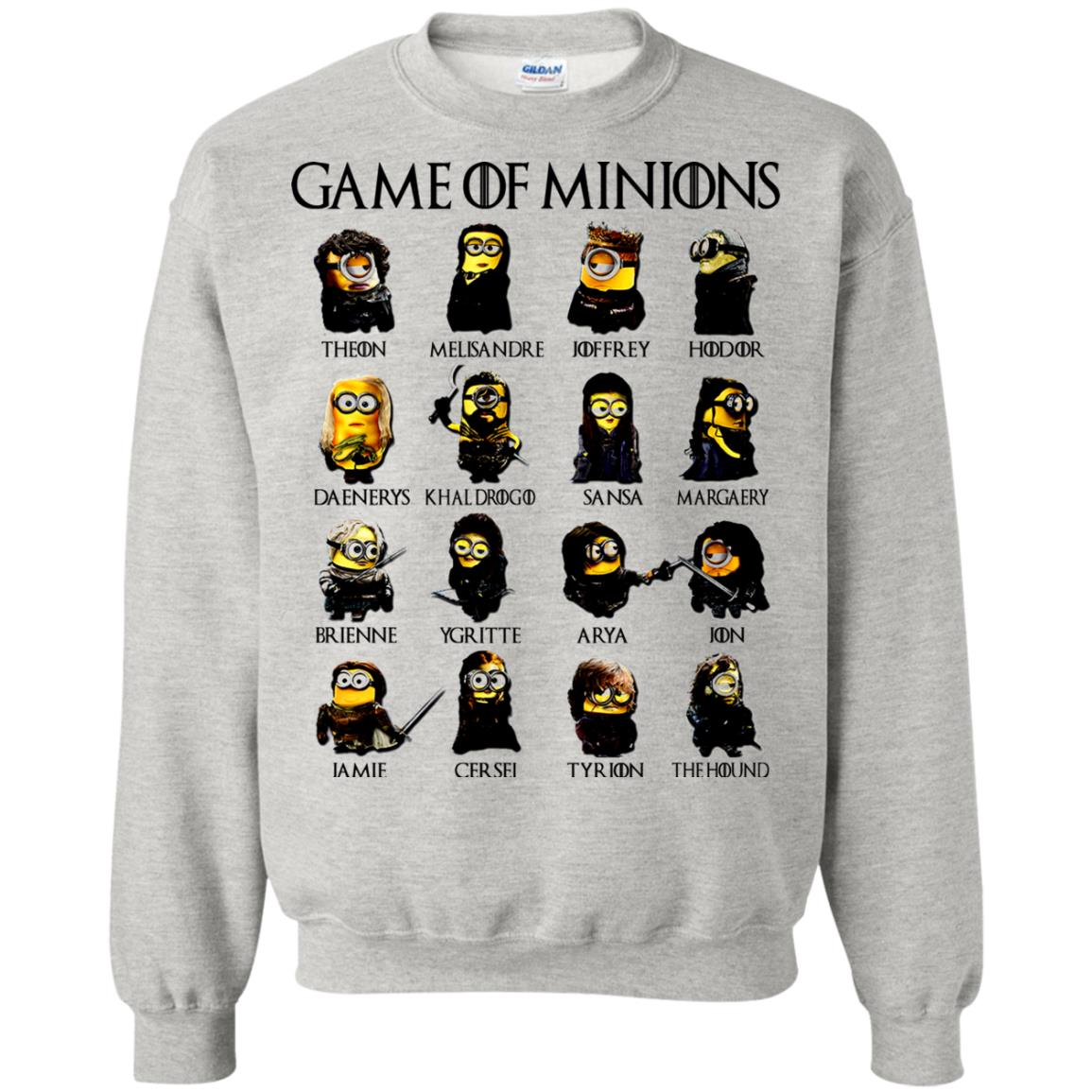 image 94 - Game of Thrones: Game of Minions t-shirt