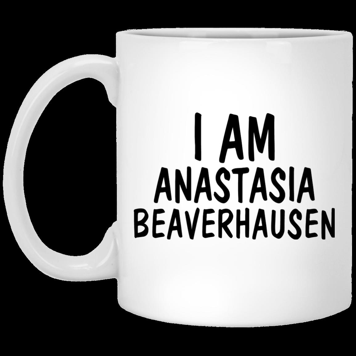 image - Will & Grace: I Am Anastasia Beaverhausen mug
