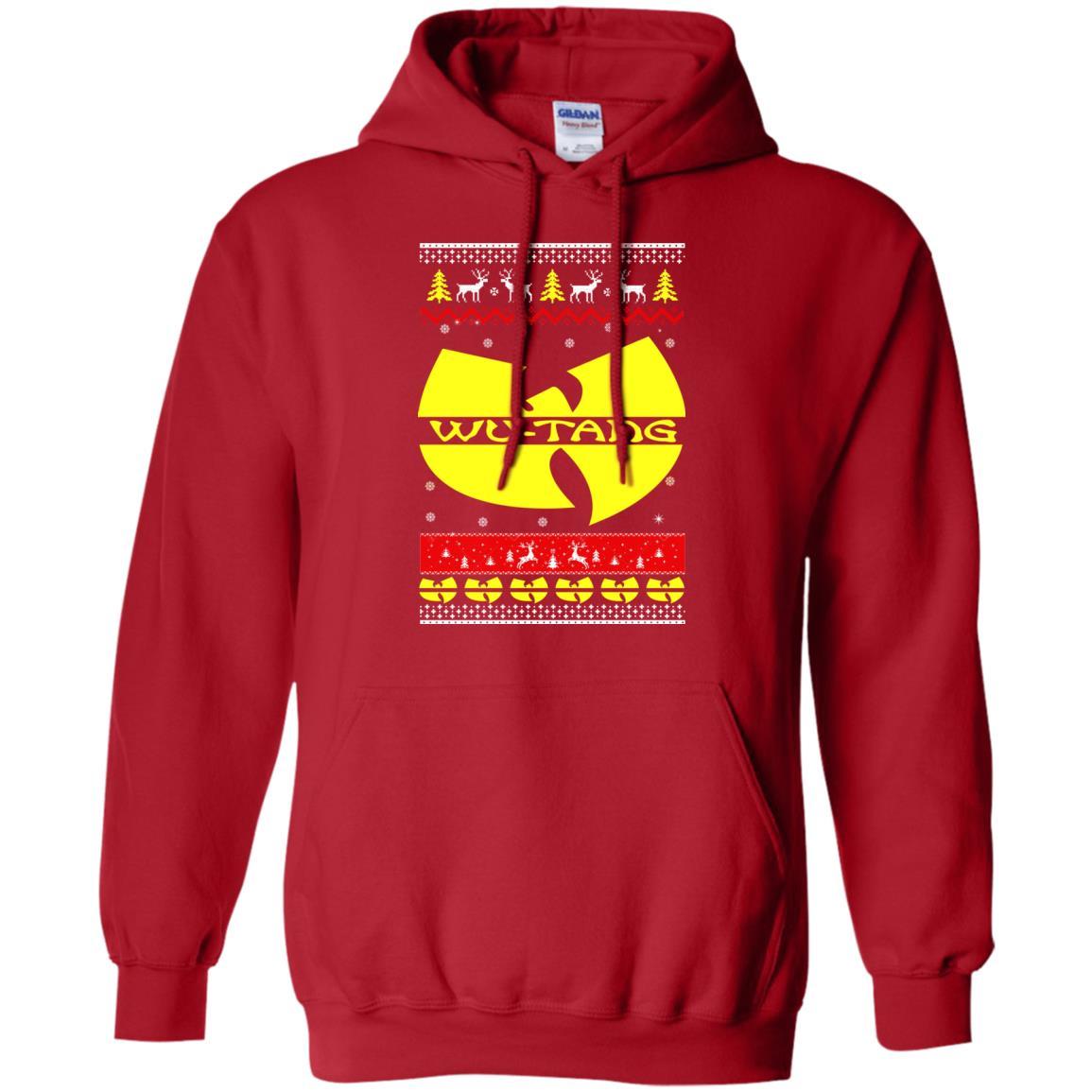 image 1175 - Wu Tang Christmas Sweater, Ugly Sweatshirt