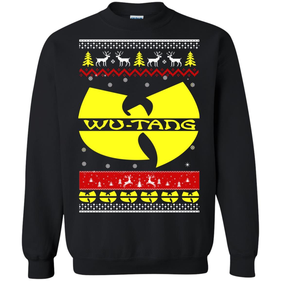 image 1176 - Wu Tang Christmas Sweater, Ugly Sweatshirt