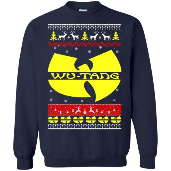 image 1177 600x600 - Wu Tang Christmas Sweater, Ugly Sweatshirt