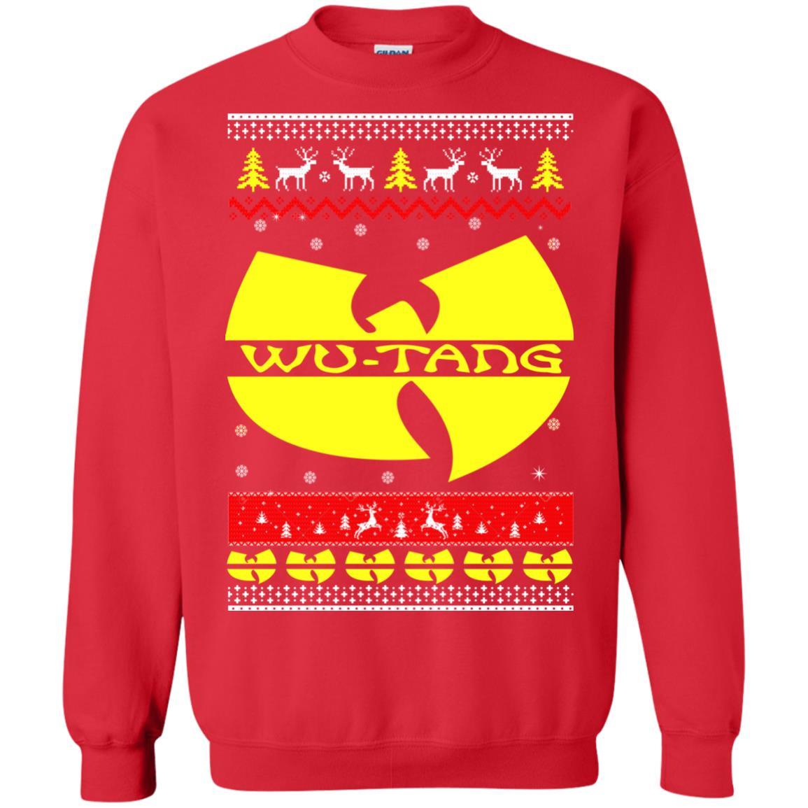 image 1178 - Wu Tang Christmas Sweater, Ugly Sweatshirt