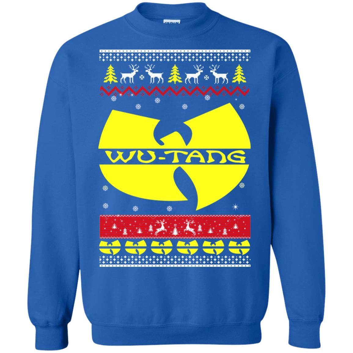 image 1180 - Wu Tang Christmas Sweater, Ugly Sweatshirt