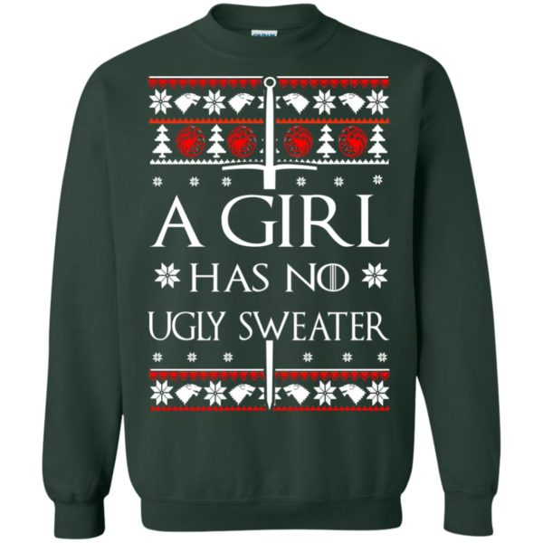 image 1508 600x600 - A Girl Has no Ugly Sweater, Shirt, Christmas Sweatshirt Game Of Thrones