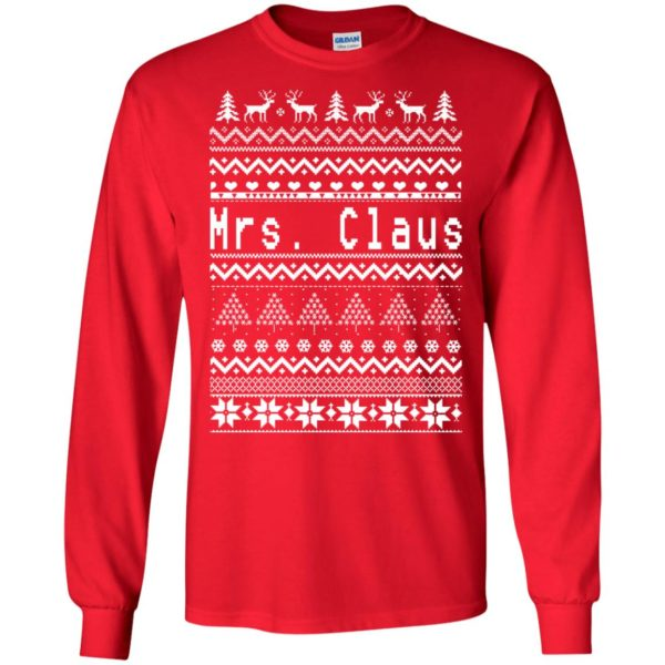 image 1525 600x600 - Ugly Christmas Sweaters for Couples, Mrs Claus Sweater, Shirt