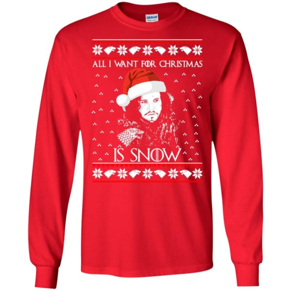 image 1578 600x600 - All I Want For Christmas is Snow Ugly Sweater, Christmas Sweatshirt