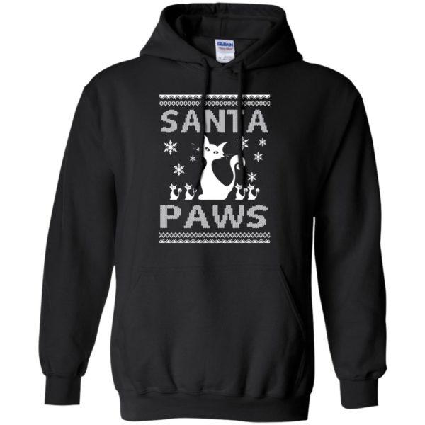 image 1675 600x600 - Santa Paws Cat Kitten Ugly Sweater, Christmas Sweatshirt