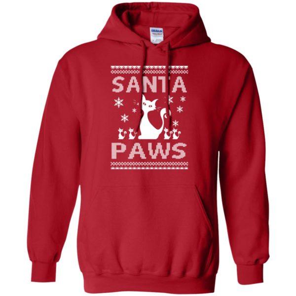 image 1677 600x600 - Santa Paws Cat Kitten Ugly Sweater, Christmas Sweatshirt