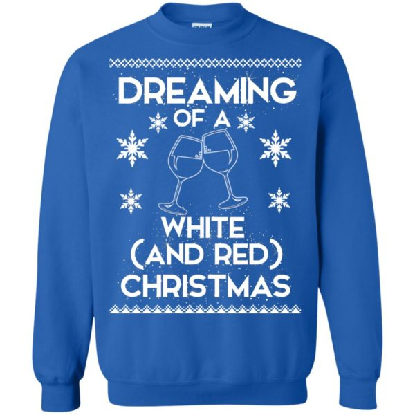 image 1766 600x600 - Dreaming of a White and Red Christmas Sweatshirt, Hoodie