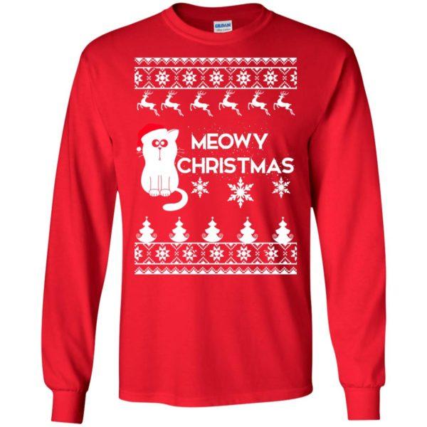 image 1781 600x600 - Meowy Christmas Sweater, Ugly Meowy Sweatshirts