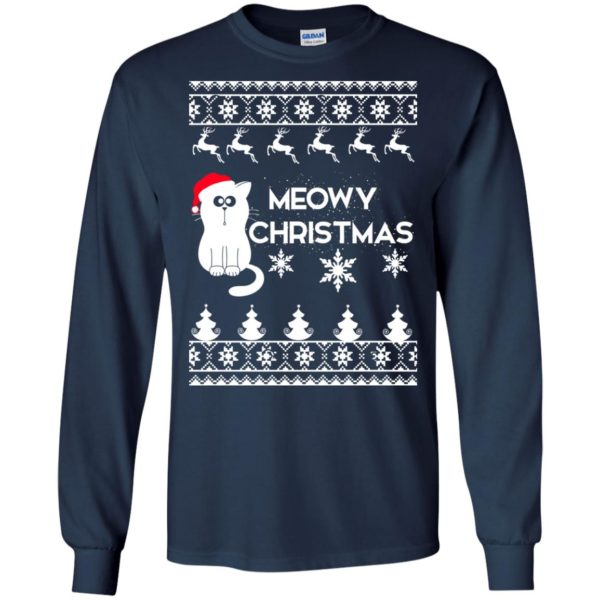 image 1782 600x600 - Meowy Christmas Sweater, Ugly Meowy Sweatshirts