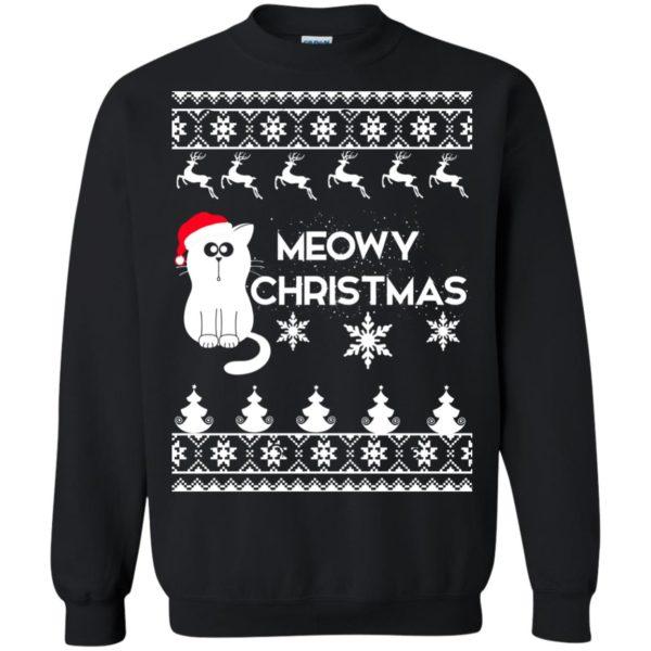 image 1786 600x600 - Meowy Christmas Sweater, Ugly Meowy Sweatshirts