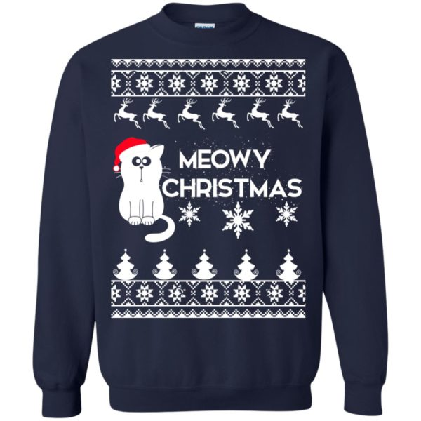 image 1787 600x600 - Meowy Christmas Sweater, Ugly Meowy Sweatshirts