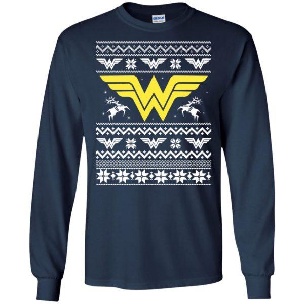 image 1965 600x600 - Wonder Woman Christmas Ugly Sweater, Hoodie