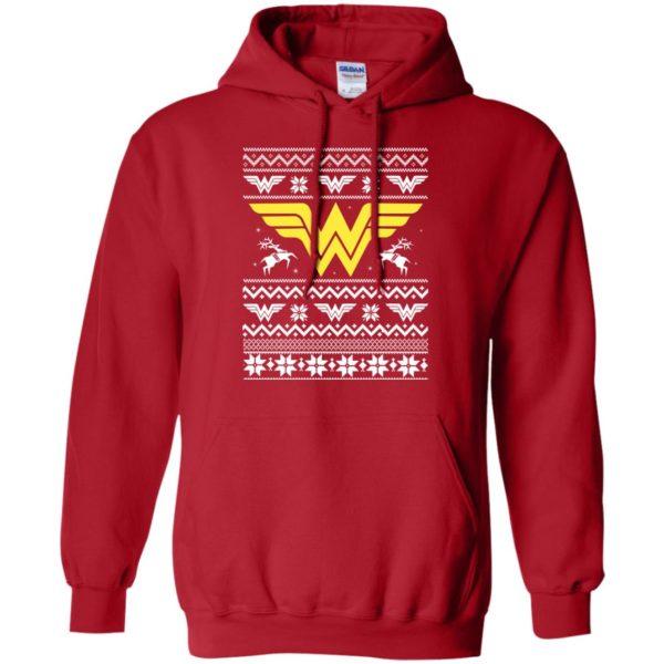 image 1969 600x600 - Wonder Woman Christmas Ugly Sweater, Hoodie