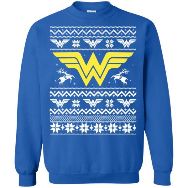 image 1974 600x600 - Wonder Woman Christmas Ugly Sweater, Hoodie