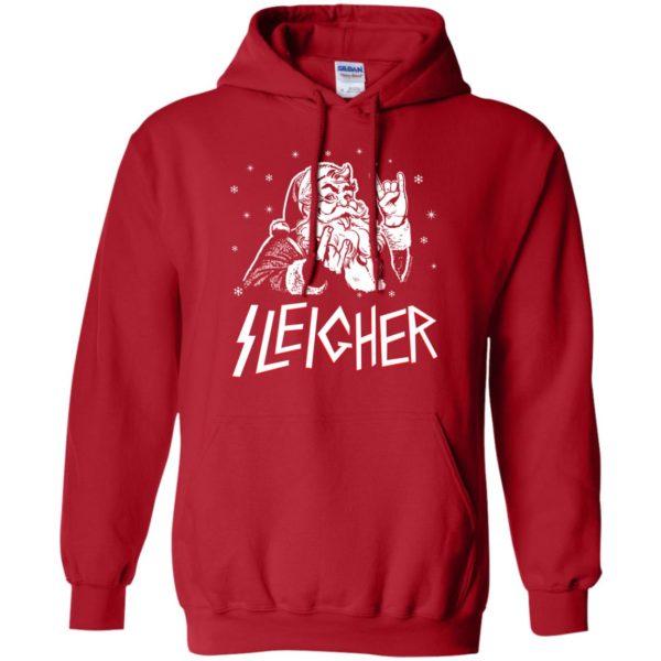 image 1993 600x600 - Santa Sleigher Christmas Sweater, Funny Christmas Shirt