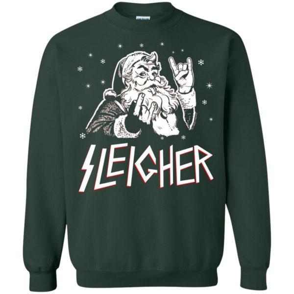 image 1997 600x600 - Santa Sleigher Christmas Sweater, Funny Christmas Shirt