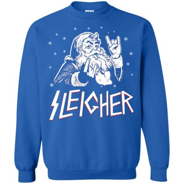 image 1998 600x600 - Santa Sleigher Christmas Sweater, Funny Christmas Shirt
