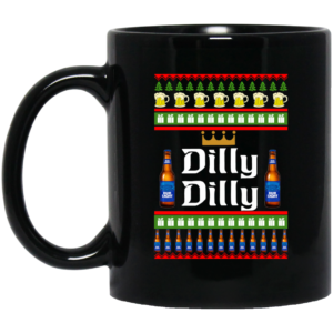 image 22 300x300 - Dilly Dilly Christmas Mug, Beer Stain
