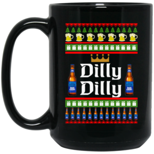 image 23 300x300 - Dilly Dilly Christmas Mug, Beer Stain