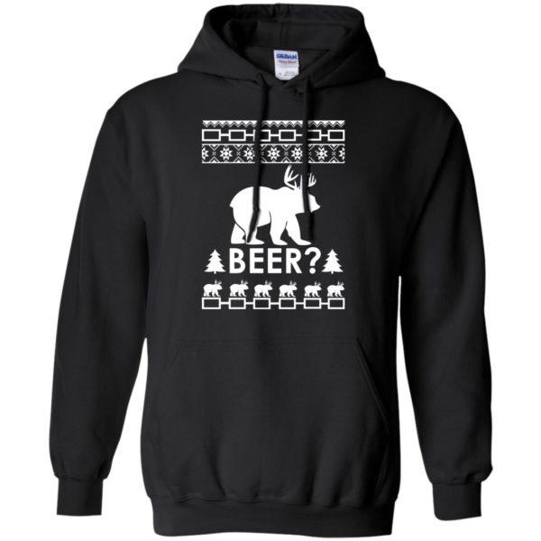 image 2362 600x600 - Christmas Beer Bear-Reindeer Ugly Sweater, Shirt