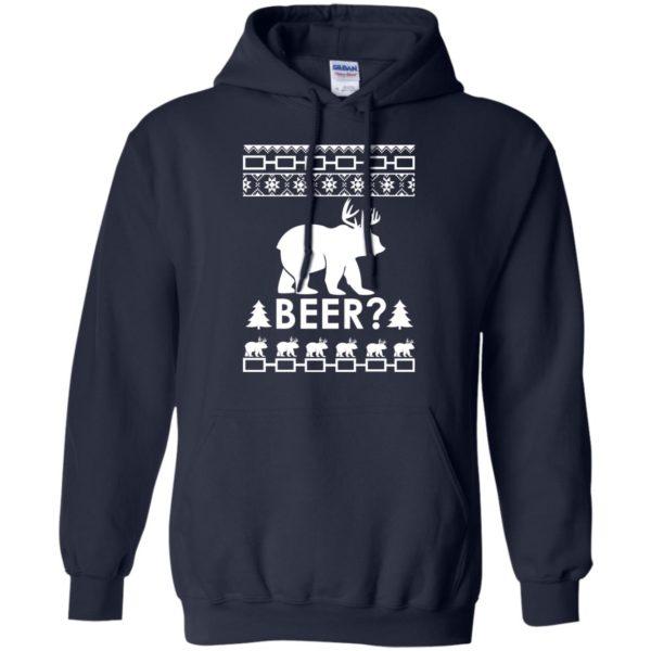 image 2363 600x600 - Christmas Beer Bear-Reindeer Ugly Sweater, Shirt