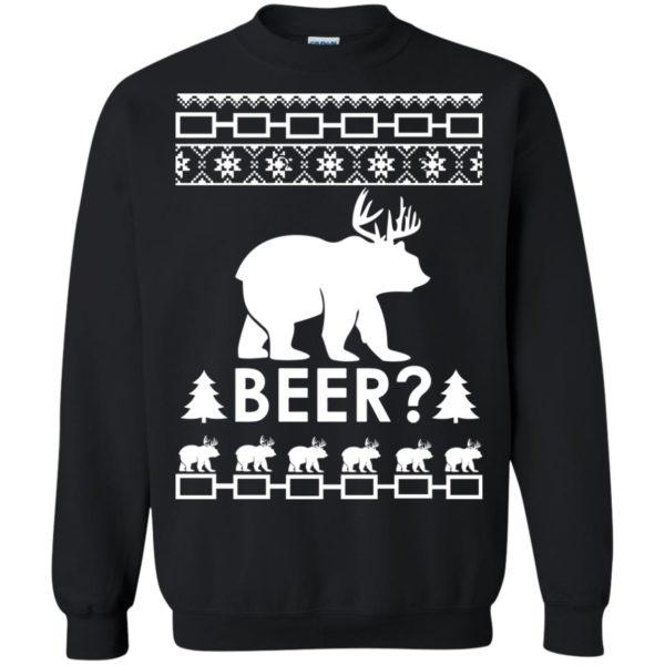 image 2365 600x600 - Christmas Beer Bear-Reindeer Ugly Sweater, Shirt