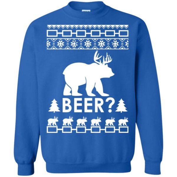 image 2369 600x600 - Christmas Beer Bear-Reindeer Ugly Sweater, Shirt