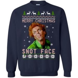 image 3027 300x300 - Drop Dead Fred Snot Face Christmas Ugly Sweater, Hoodie