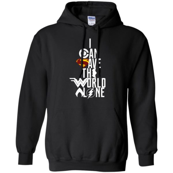 image 3397 600x600 - Superman: I Can Save The World Alone Shirt, Hoodie