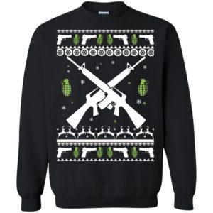 image 379 300x300 - Assault Rifle Ugly Christmas Sweater, Shirt, Hoodie