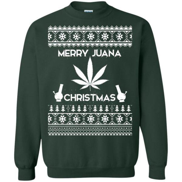 image 3893 600x600 - Merry Juana Weed Christmas Sweater, Ugly Sweatshirt