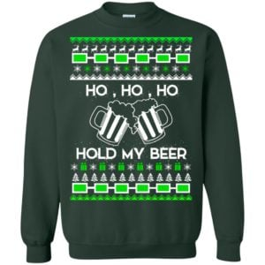 image 3965 300x300 - Ho Ho Ho Hold My Beer Christmas Sweater, Hoodie