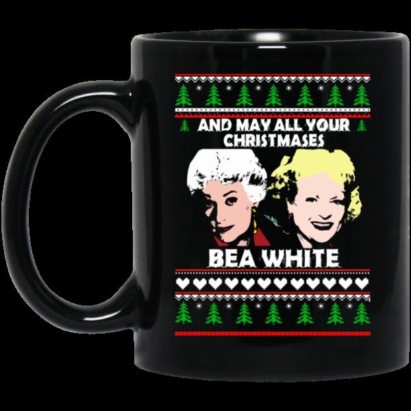 image 4 600x600 - May all your Christmase bea white mug