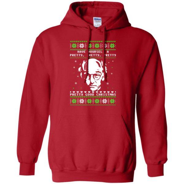 image 402 600x600 - Larry David Pretty Good Christmas Ugly Sweater