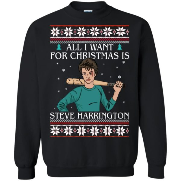 image 4034 600x600 - All I want for Christmas is Steve Harrington Ugly Sweater
