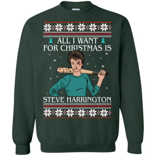 image 4037 600x600 - All I want for Christmas is Steve Harrington Ugly Sweater