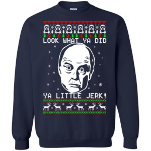 image 4047 300x300 - Uncle Frank Look What Ya Did Ya Little Jerk Sweater, Shirt