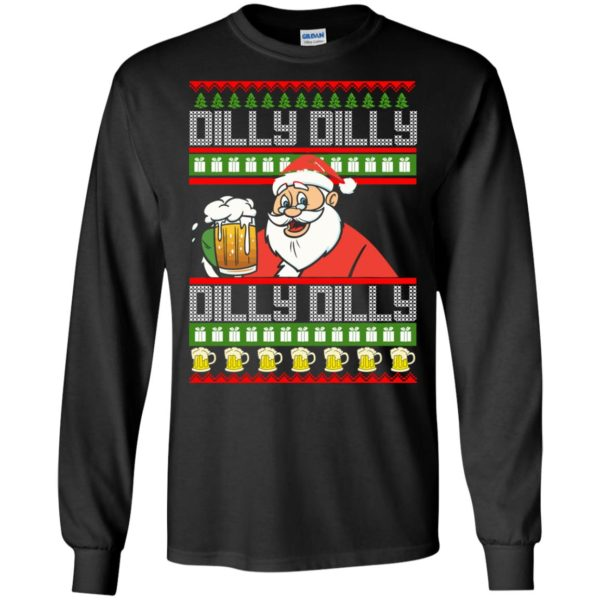 image 4182 600x600 - Dilly Dilly Christmas Sweater, Shirt, Hoodie