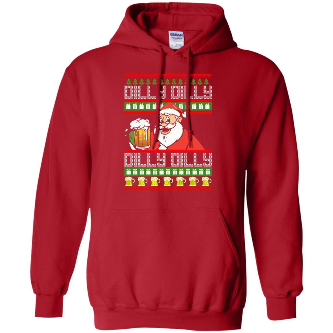 image 4187 - Dilly Dilly Christmas Sweater, Shirt, Hoodie