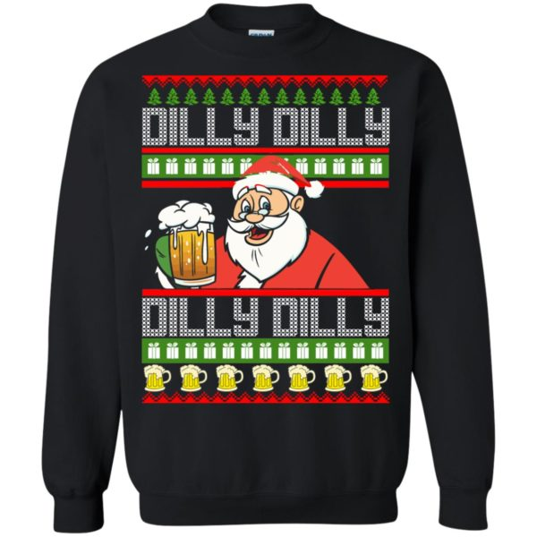 image 4188 600x600 - Dilly Dilly Christmas Sweater, Shirt, Hoodie